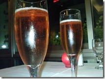 שמפניה ורודה הפכה להיות המשקה האהוב עלי