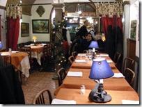 מסעדת al 34 מבפנים